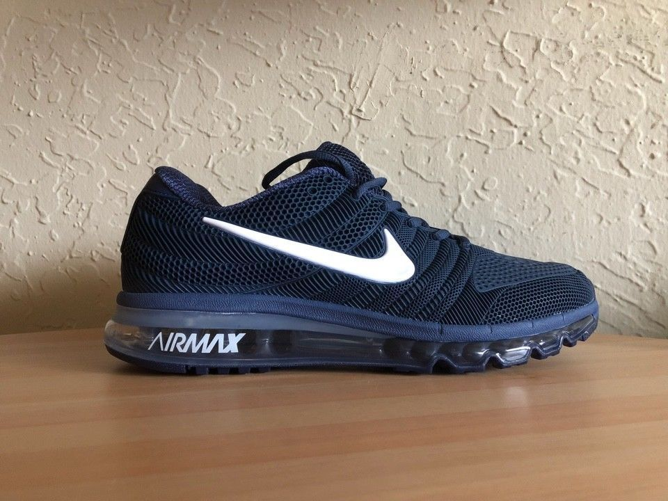 competitive price 00d55 883fd NIKE AIRMAX 2017 AIR MAX BLUE WHITE RUNNING BASKETBALL SZ 13 XIII XI I 90  95 97  fashion  clothing  shoes  accessories  mensshoes  athleticshoes  (ebay link)