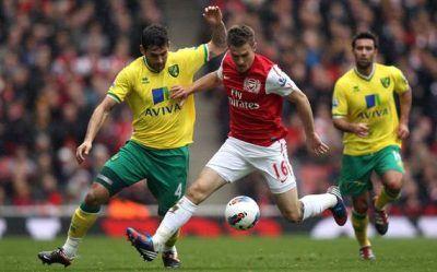 Arsenal Vs Norwich City 2 1 Download Video Highlights Norwich City Arsenal Norwich
