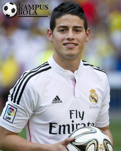 Berita Bola Manchester United Bahas Bursa Transfer James Rodriguez