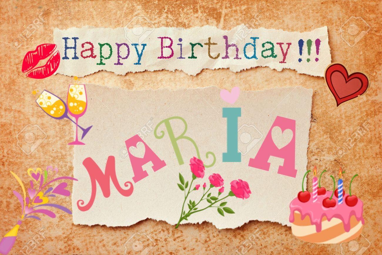 Compleanno Maria | Compleanni Onomastici e Anniversari | Pinterest