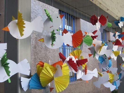 Rincón De Infantil Día De La Paz: Pin De Rosi Luminato Em Cartonagem