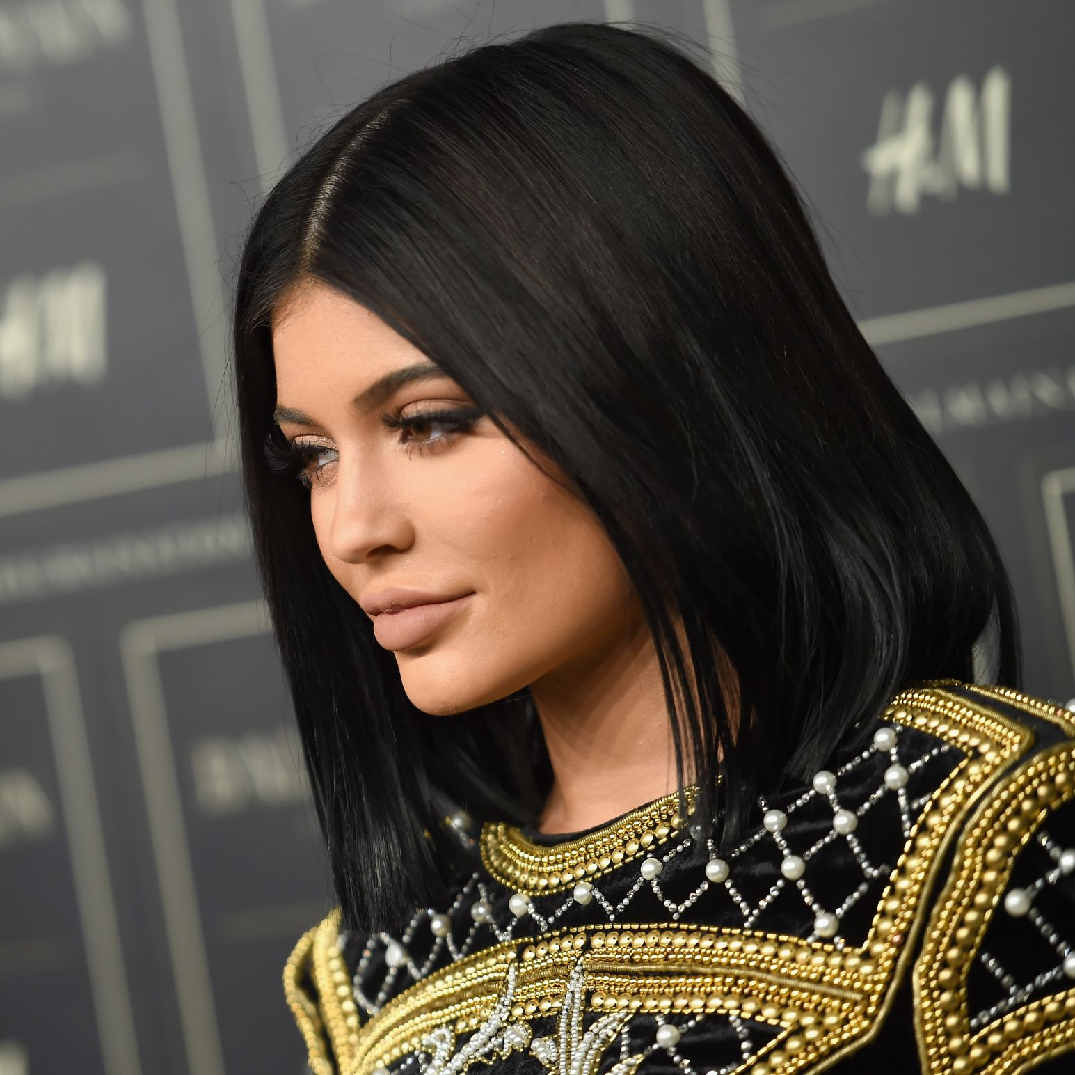 Celebs Who Did Kylie Jenner s Blunt Bob First Pinterest