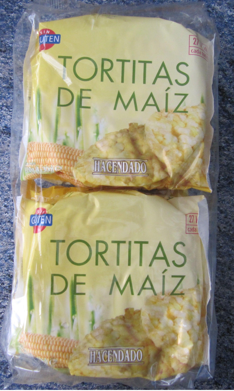 Tortitas De Maiz Hacendado Mercadona 1 Unidad 0 5 Puntos