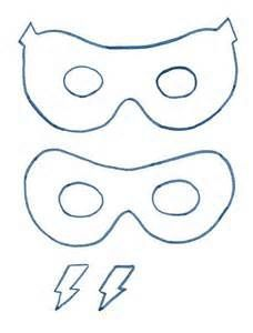 superhero masks template - Yahoo! Search   Art & printables ...