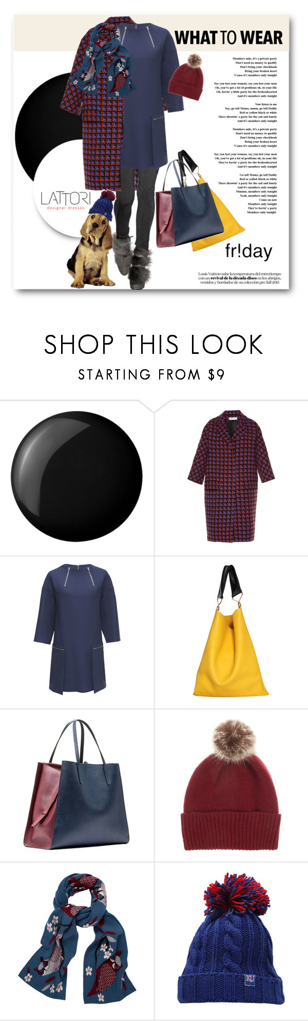 """What to Wear: Black Friday Shopping"" by svijetlana ❤ liked on Polyvore featuring moda, Essie, Lattori, Marni, Helen Moore, adidas, polyvoreeditorial, shoptilyoudrop y lattori"