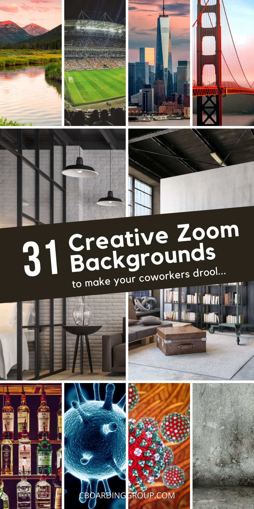 31 Funny Zoom Backgrounds Your Coworkers Will Be Drooling Over Updated Background Work From Home Tips Office Background