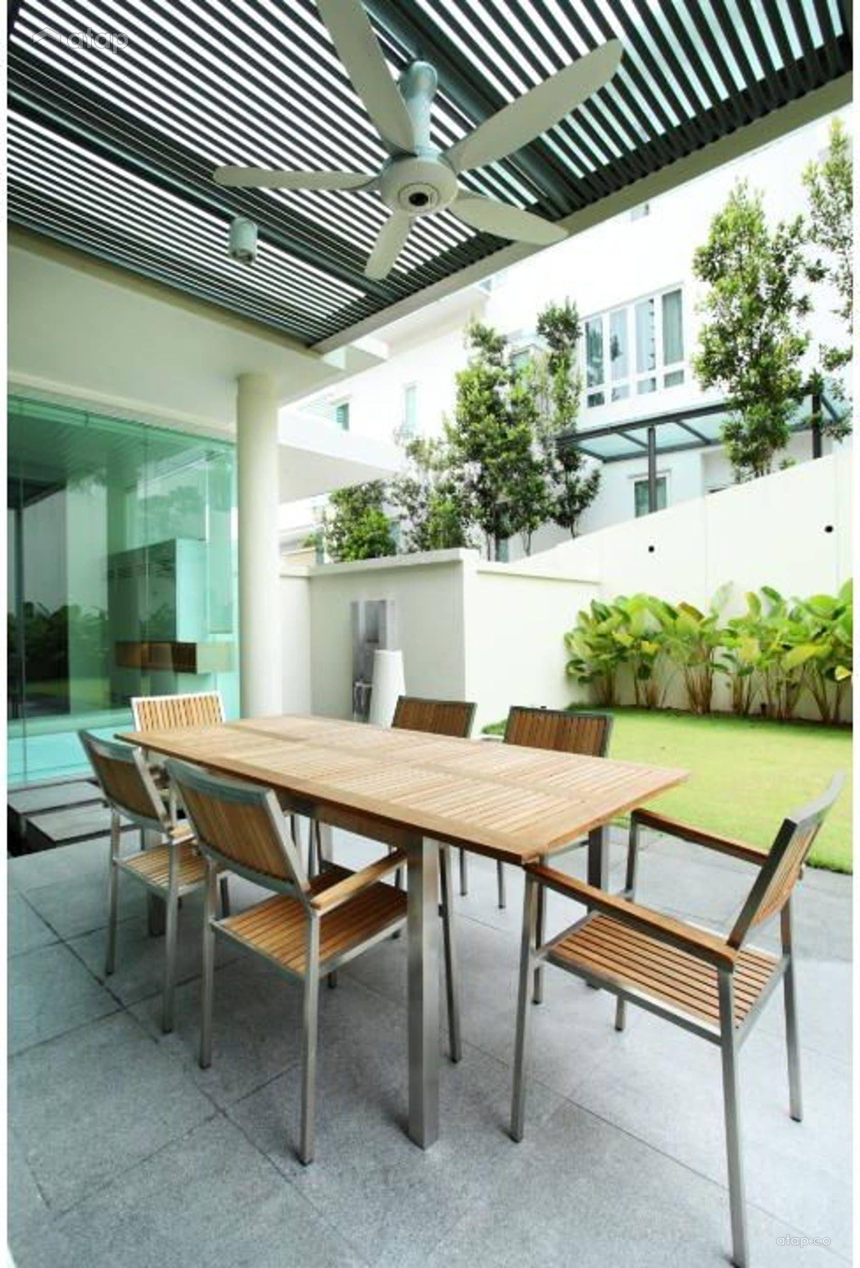 Malaysian Home Garden Ideas To Inspire Your Space Bungalow Design House Renovation Design Modern Garden Design