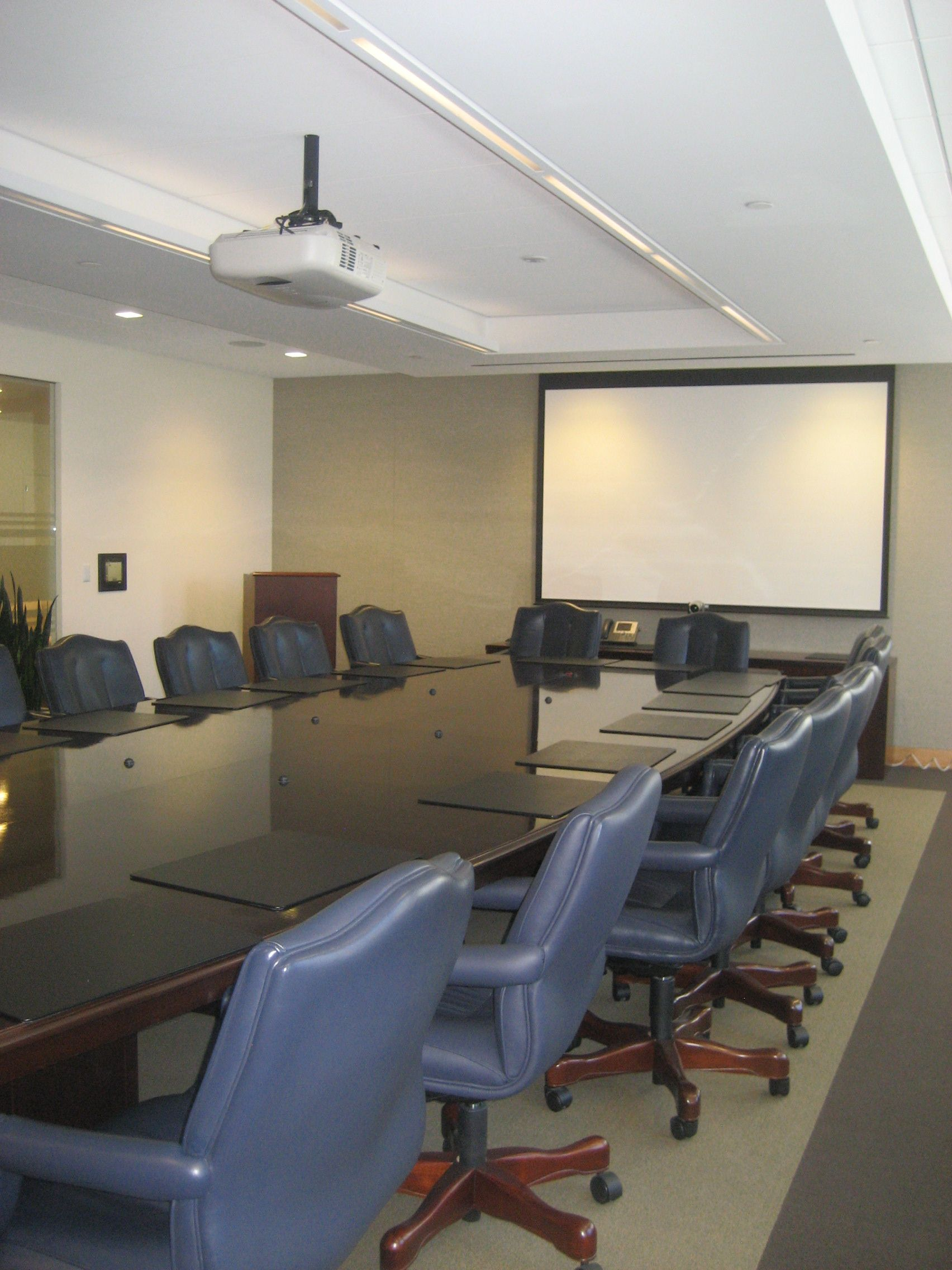 Projector Supercenter Llc Conference Room Installation Visit Us At Https