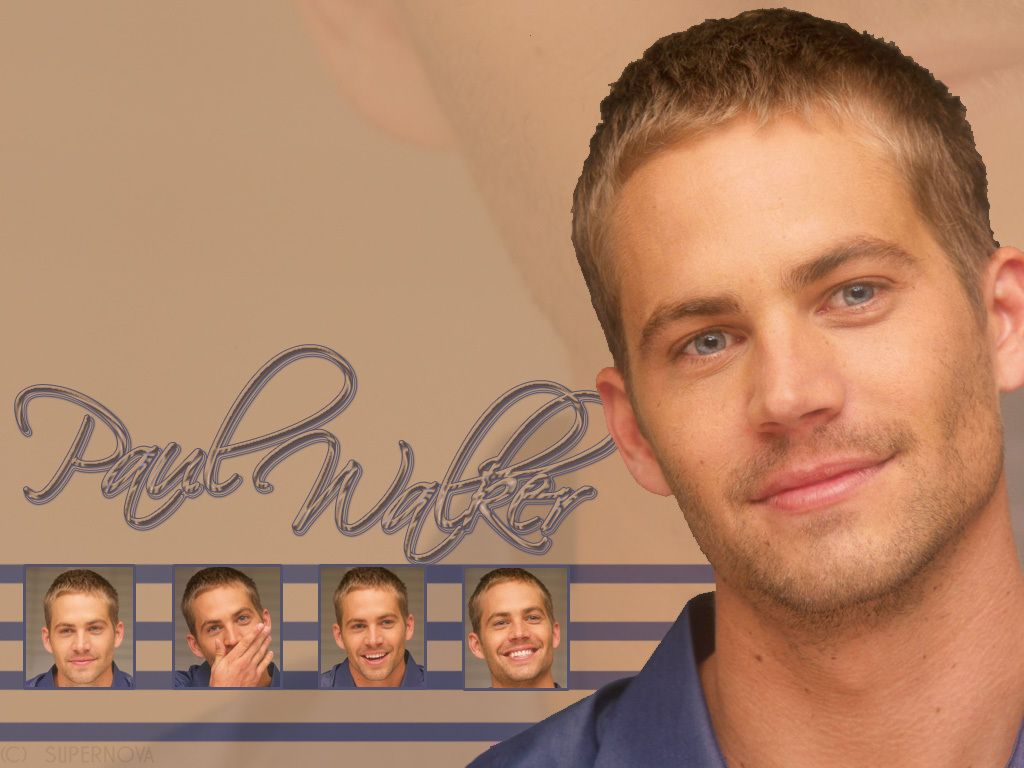 Paul - Paul Walker Wallpaper (992413) - Fanpop