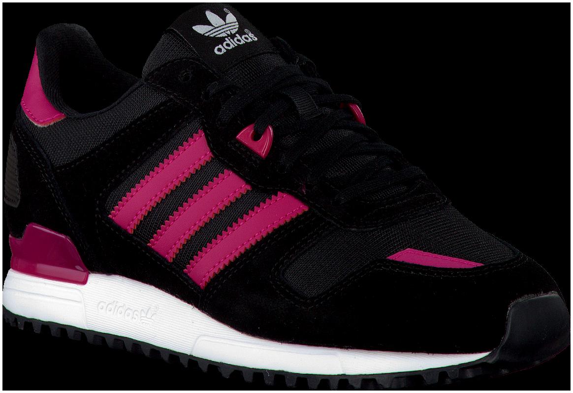 Black Adidas Sneakers http://www.omoda.nl/dames/sneakers ...