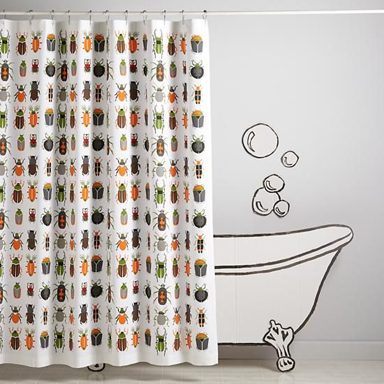 Find This Pin And More On Project AG. This Exclusively Designed Shower  Curtain ...