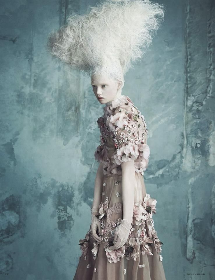 """""""Dolce & Gabbana Alta Moda"""" by Luigi & Iango for Vogue Germany"""