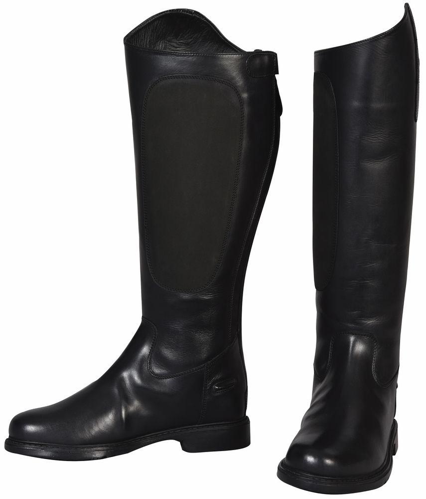 Tuffrider Ladies Plus Rider Dress Boots Womens Riding Boots English Riding Boots Horse Riding Boots [ 1000 x 855 Pixel ]