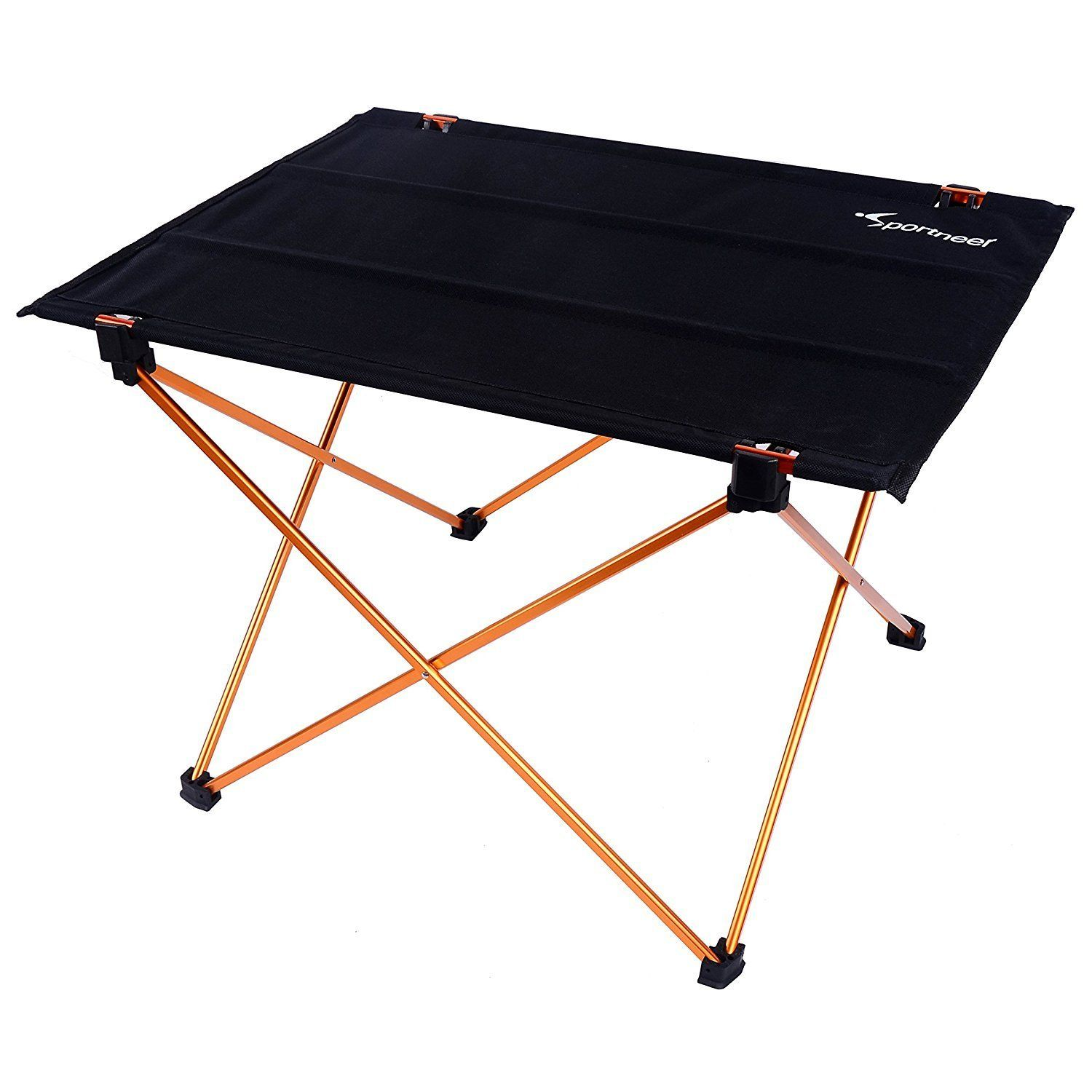 Sportneer portable lightweight folding hiking picnic camping table and chair wow i love - Lightweight camping tables ...