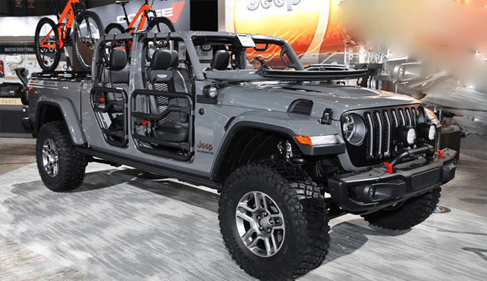 2020 Jeep Gladiator Specs And Price With Images Jeep Gladiator Gladiator Dream Cars Jeep