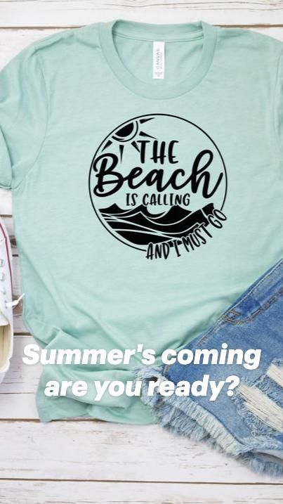 Summer's coming are you ready?