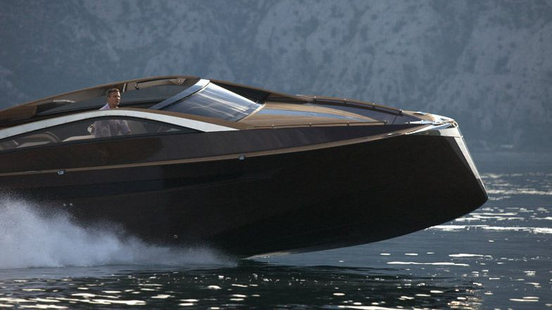 Antagonist Wooden Speed Boat By Art Of Kinetik
