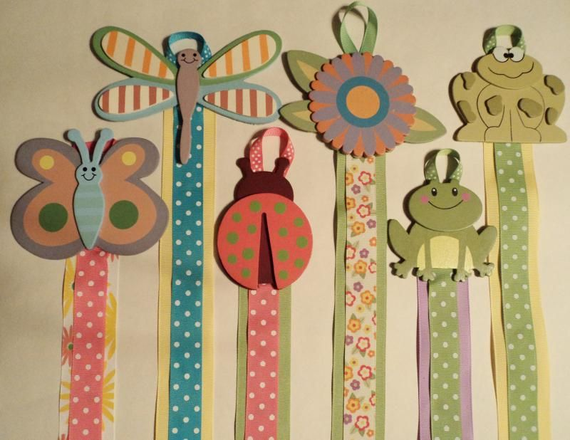 Ribbon Bow Holders by Wicked Cute Bows!