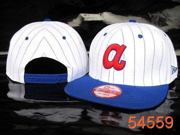 Atlanta Braves hat old school