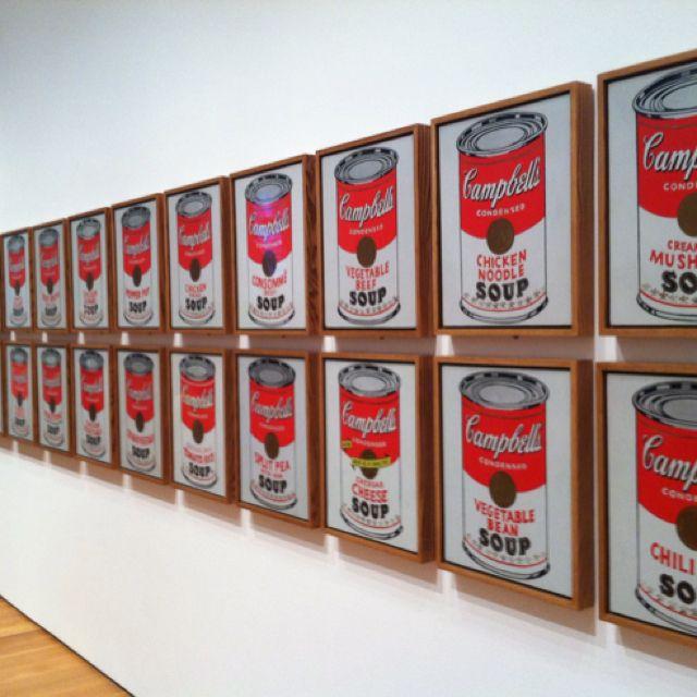 Classic Warhol.