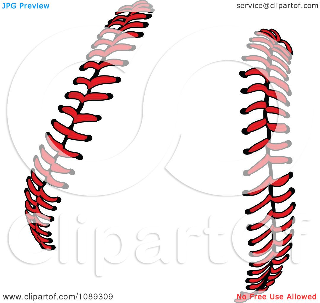 clipart red baseball lace stitches royalty free vector tattoos pinterest reds. Black Bedroom Furniture Sets. Home Design Ideas