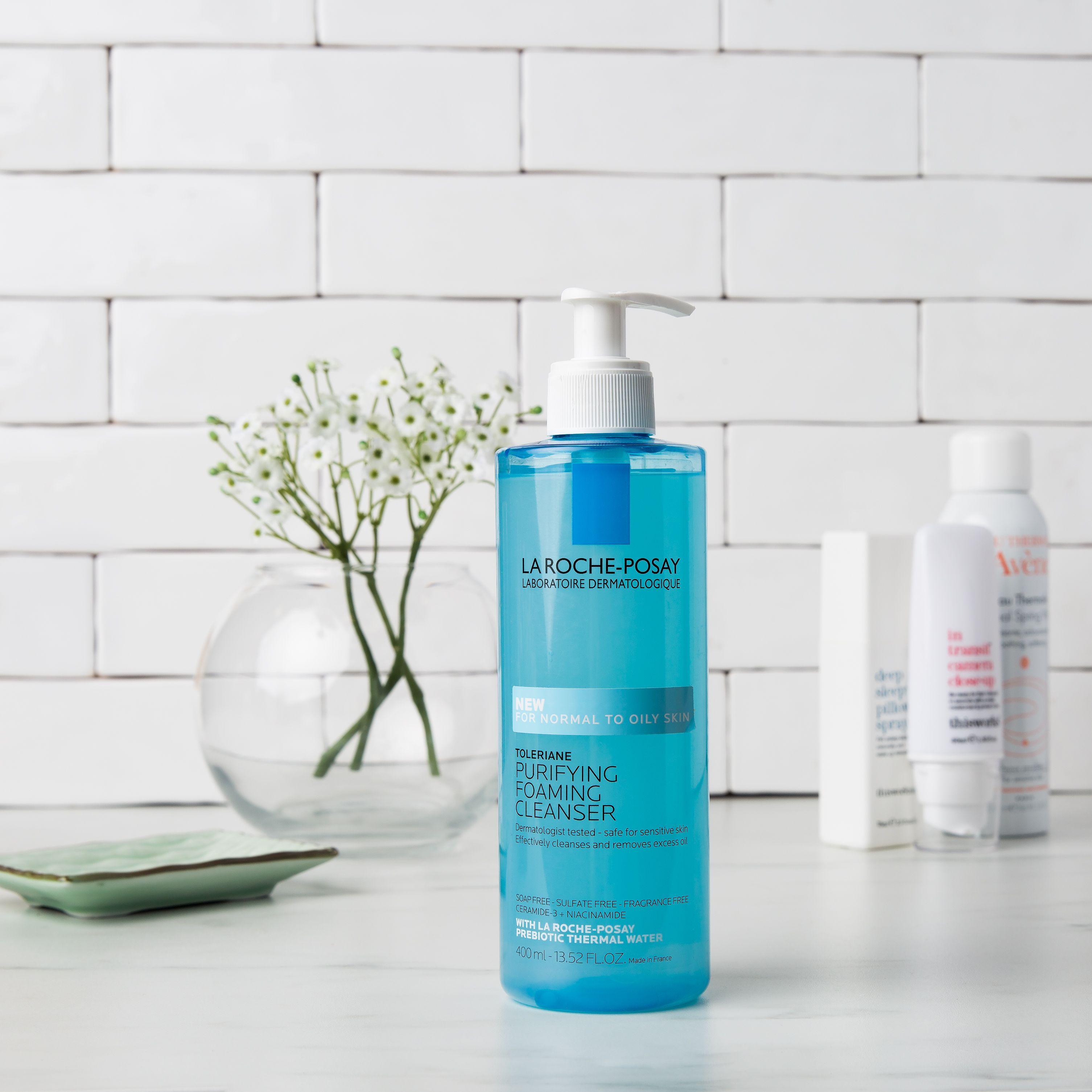 La Roche Posay Effaclar Medicated Gel Cleanser For Acne Prone Skin Ulta Beauty Gel Cleanser Acne Cleansers La Roche Posay Effaclar