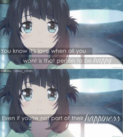 10 Beautiful Romance Anime Quotes