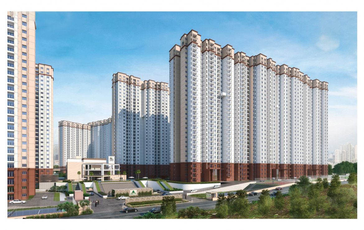 Prestige Group New Apartment Prestige Jindal City