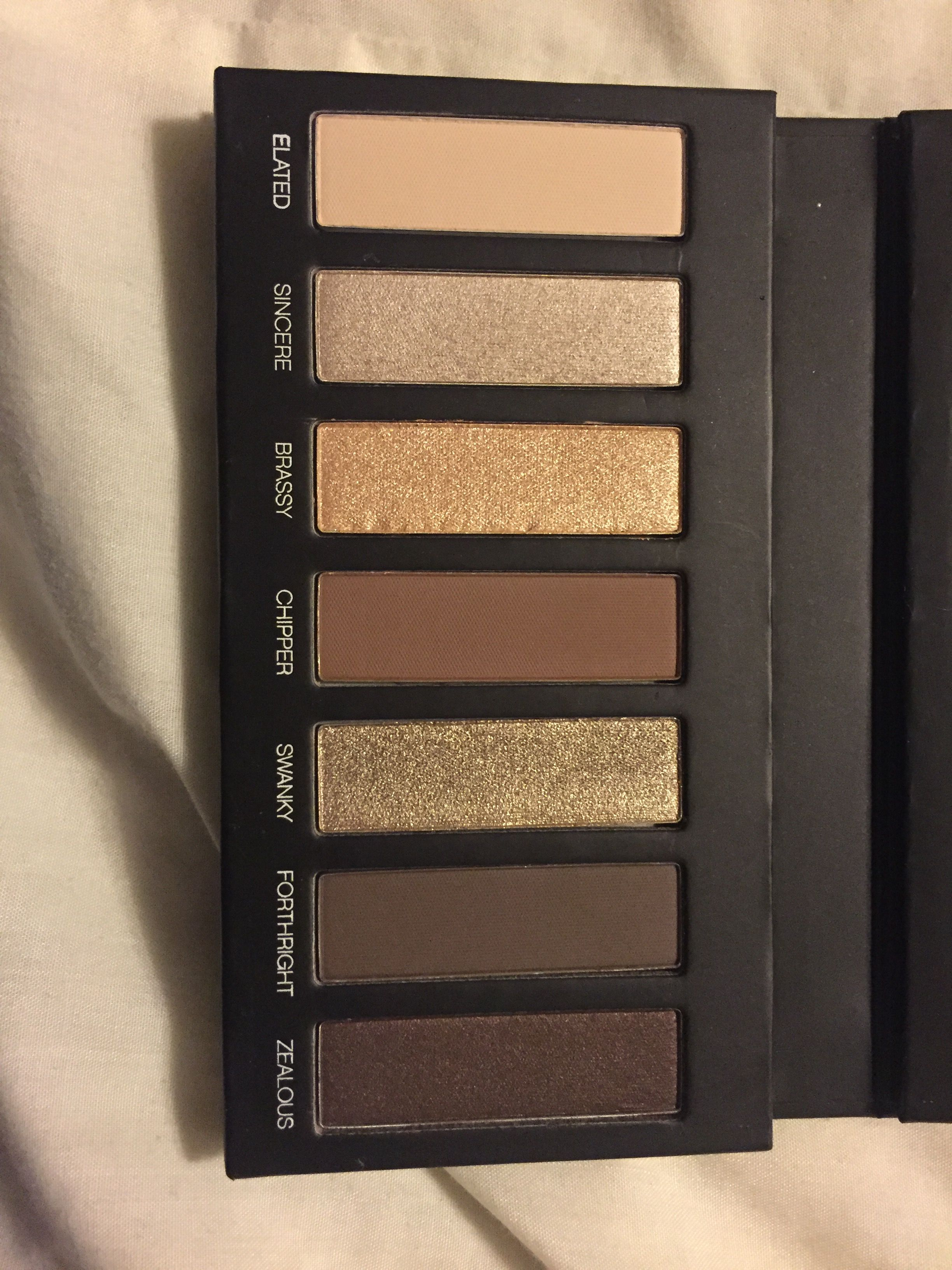 Palette 1 from Younique I have it on sale for 35 Retails