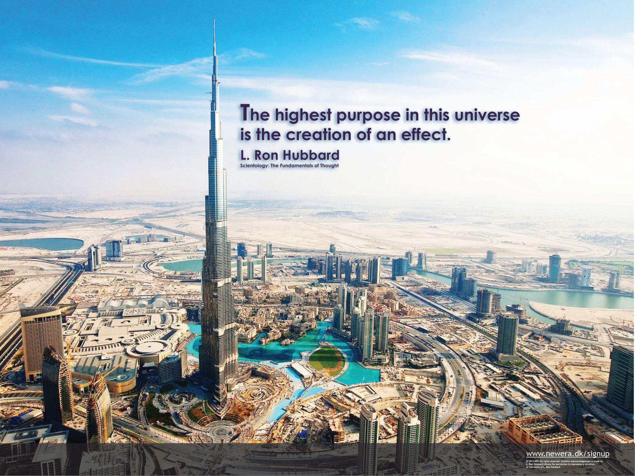 L ron hubbard quotes and desktop backgrounds dubai city