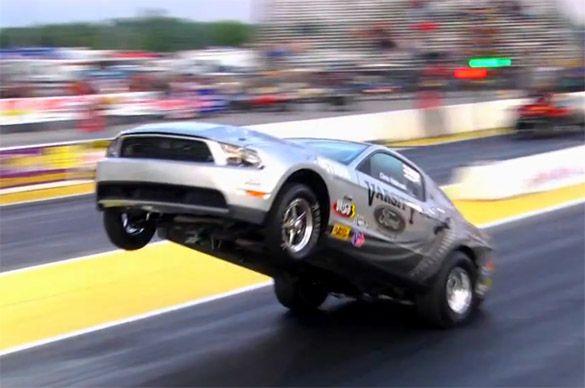 Nascar Mustang Rocket League
