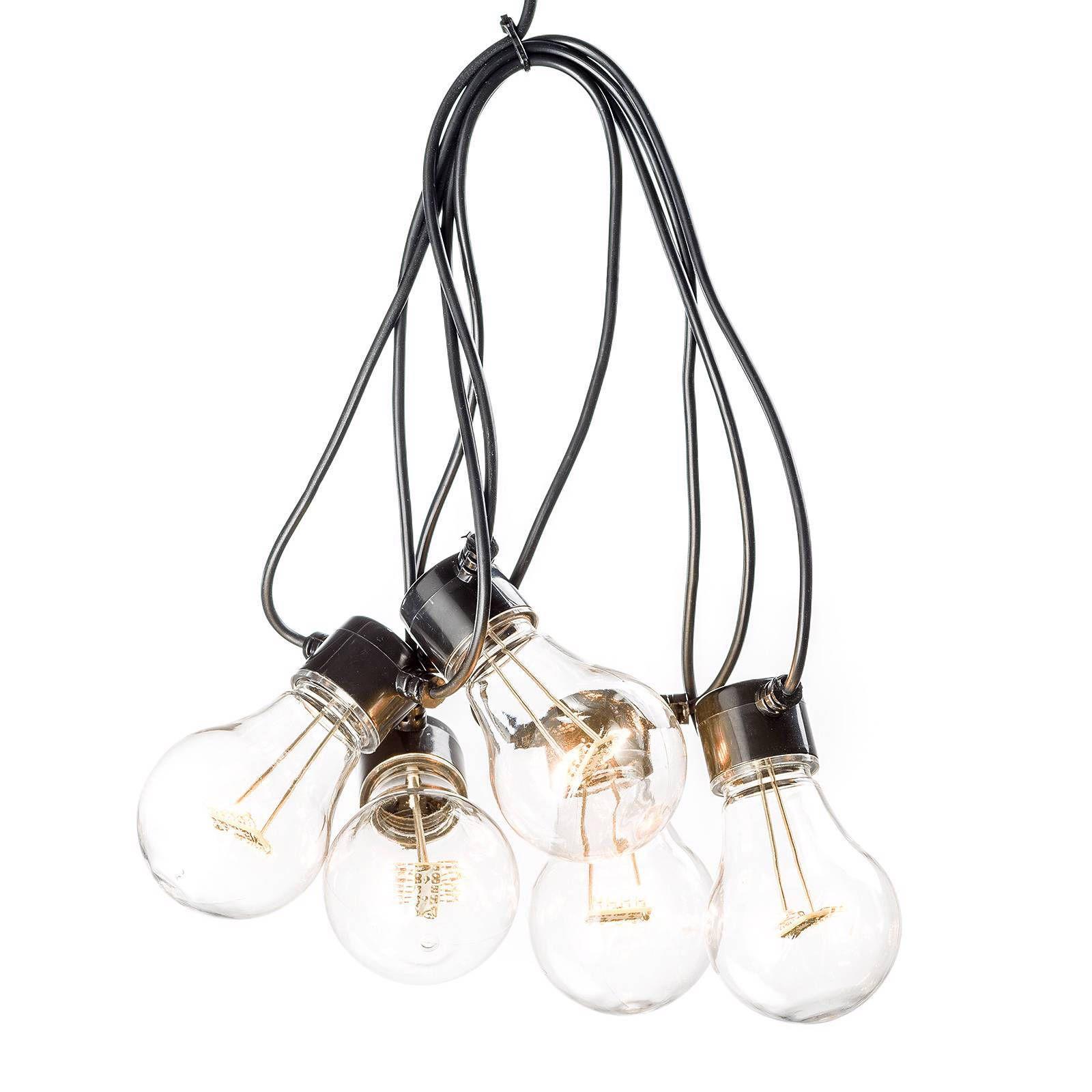 24v Lichtsnoer 20 Lampen Led Lampen Feestverlichting