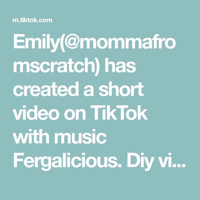 Emily Mommafromscratch Has Created A Short Video On Tiktok With Music Fergalicious Diy Vintage Mirror Clay Molds See Last Diy Youtube Thrift Diy Doityou