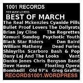 MARCH MIXTAPE https://records1001.wordpress.com