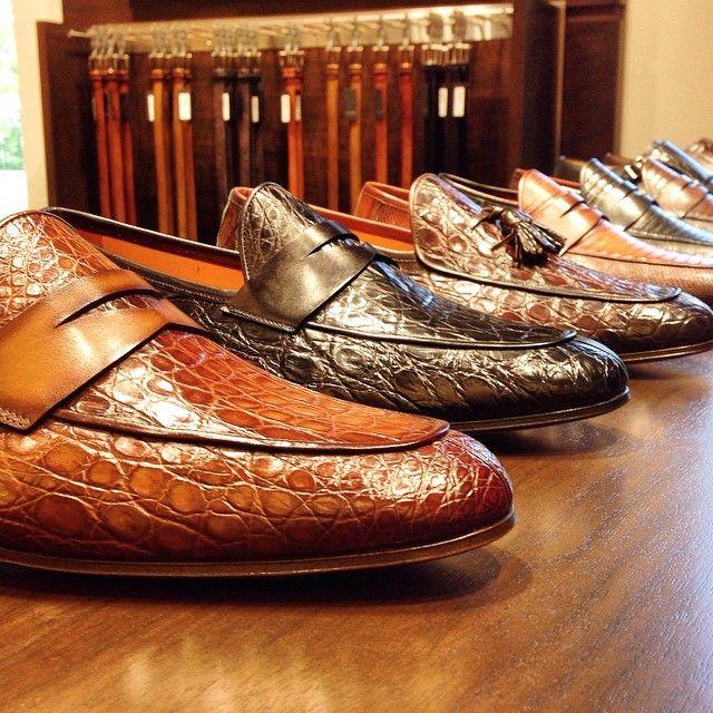 "983bda6954c Instagram da MAGNANNI  ""Exotic Shoes available now!  Magnanni  Exotic"""