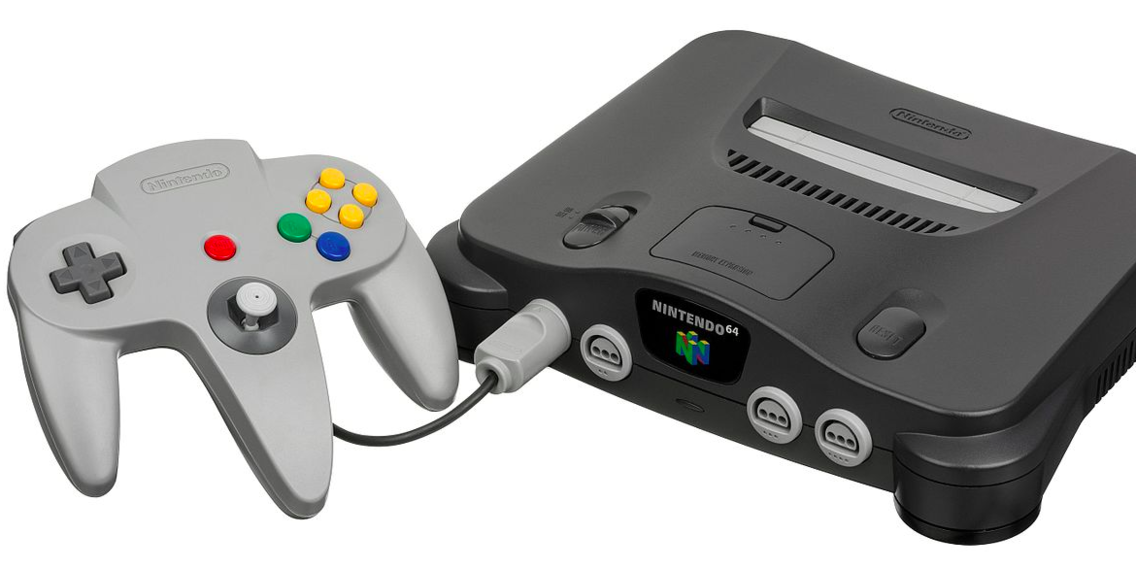 Nintendo Could Release A Miniature Nintendo 64 Console To Compete With The New Sony Playstation Classic Nintendo 64 Console Nintendo 64 Games Nintendo