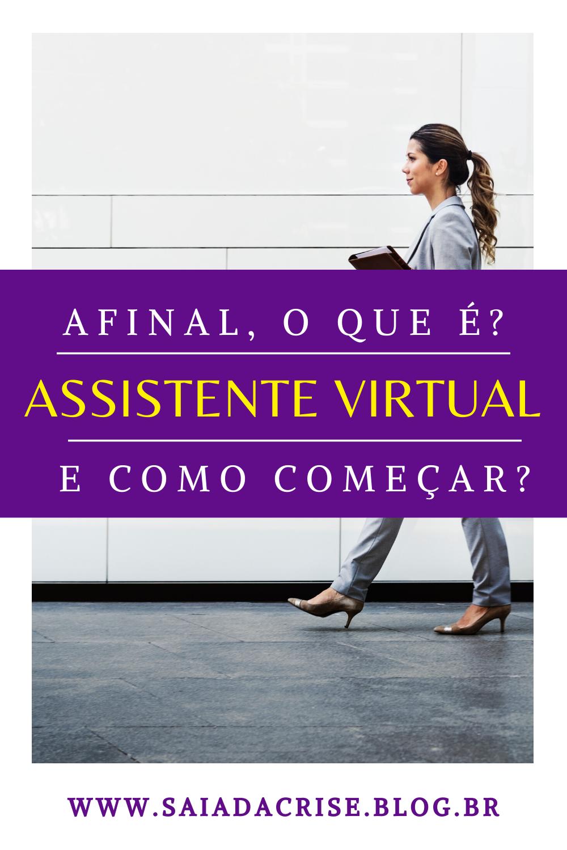 Home Office Trabalho em Casa | Assistente Virtual