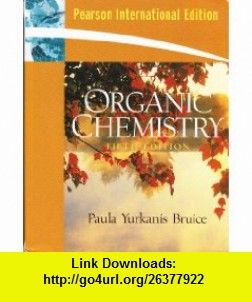 Organic Chemistry Fifth Edition Pearson International Edition
