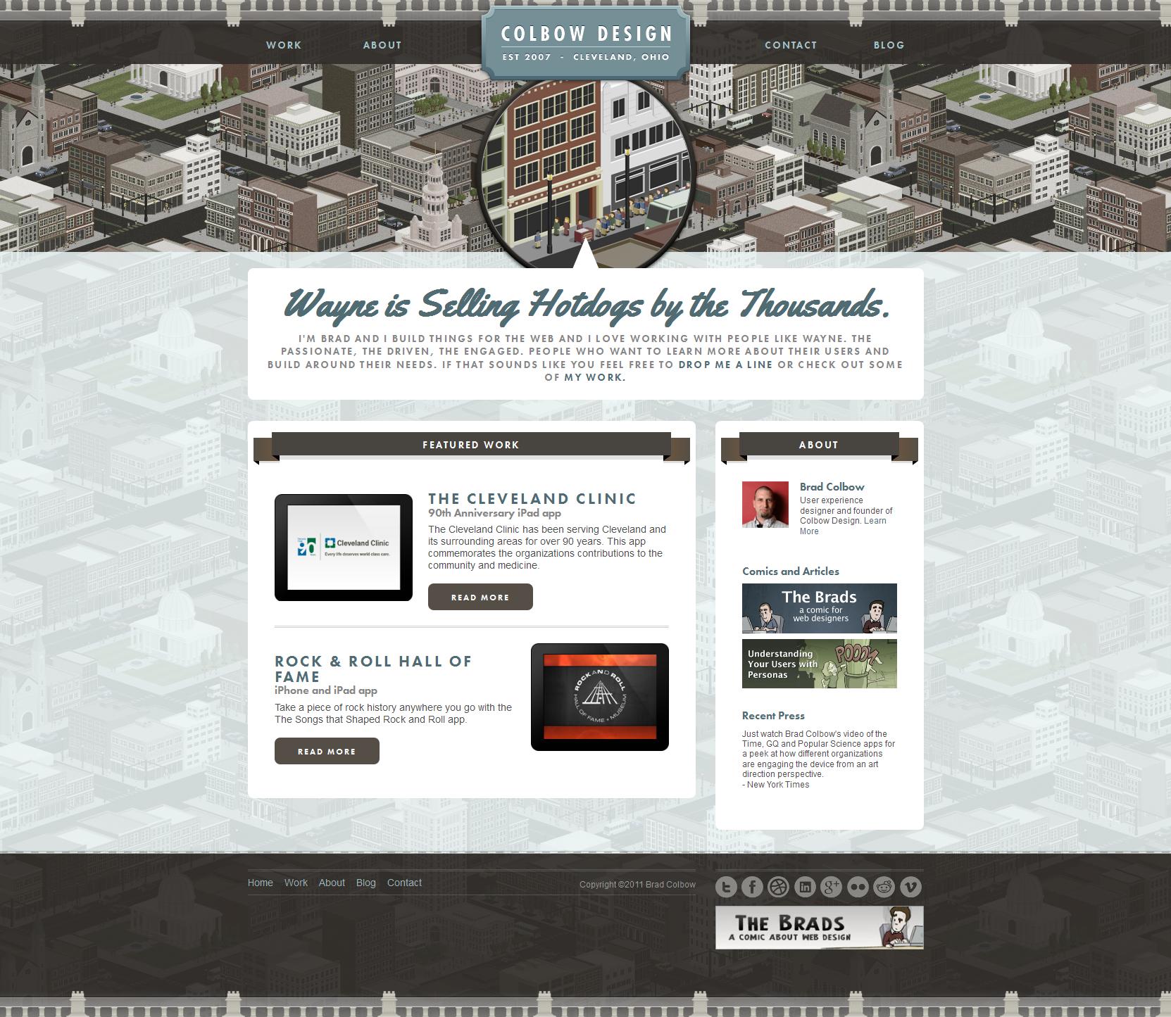 Www Colbowdesign Com Freelance Web Design Web Design Cool Websites