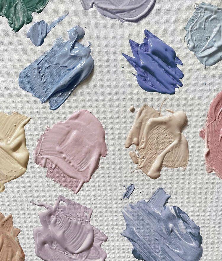 Aesthetic Pastel Color Scheme