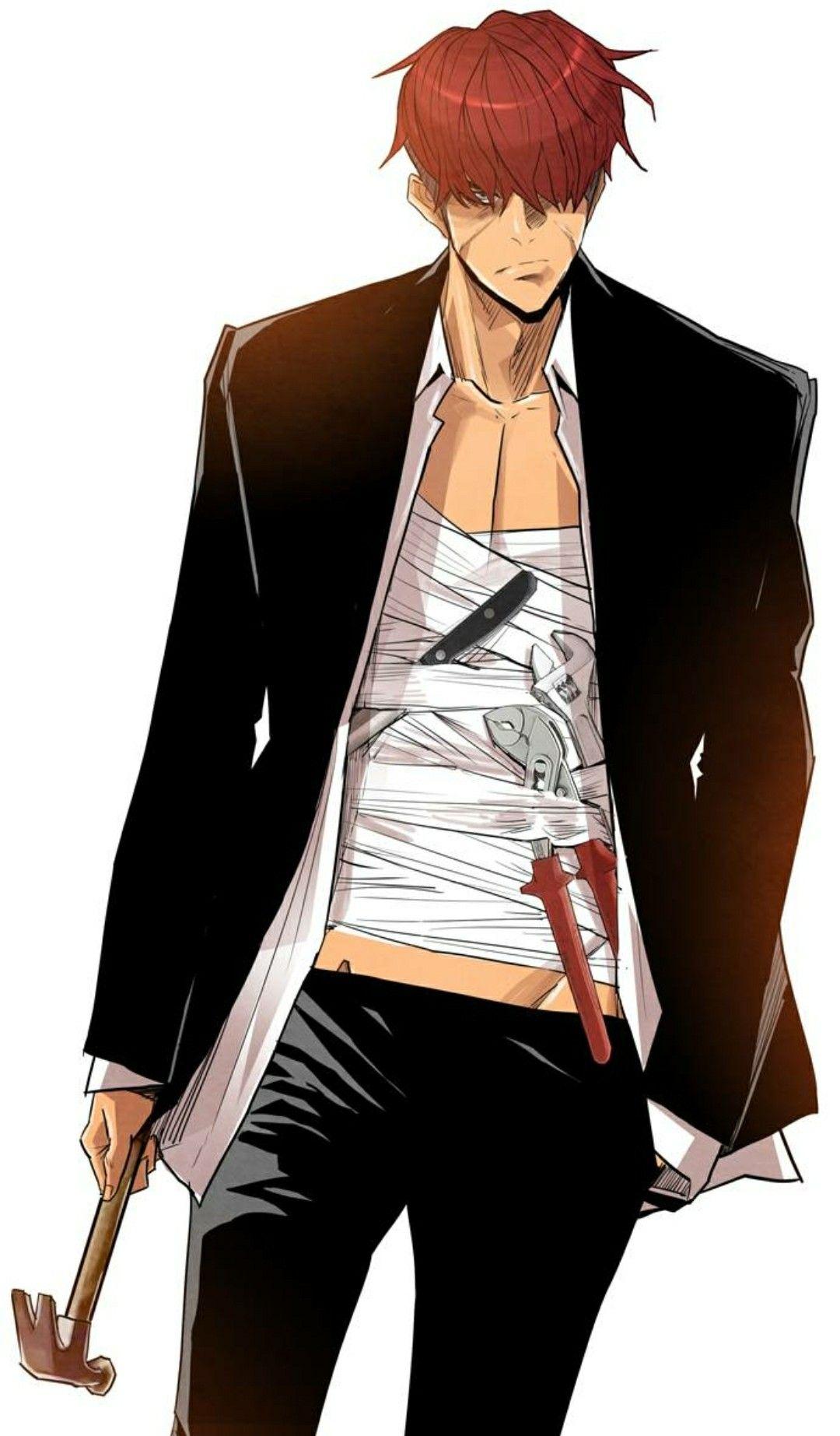 Reawaken Man 📖 Gambar, Manga