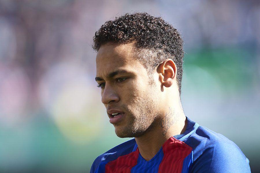 Neymar Jr Frisur