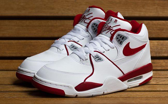Nike Air Jordan Vol 89 Rouge Trans