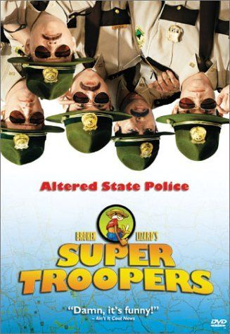Who Wants A Moustache Ride Haha Love It Super Troopers Super Troopers Movie Funny Movies
