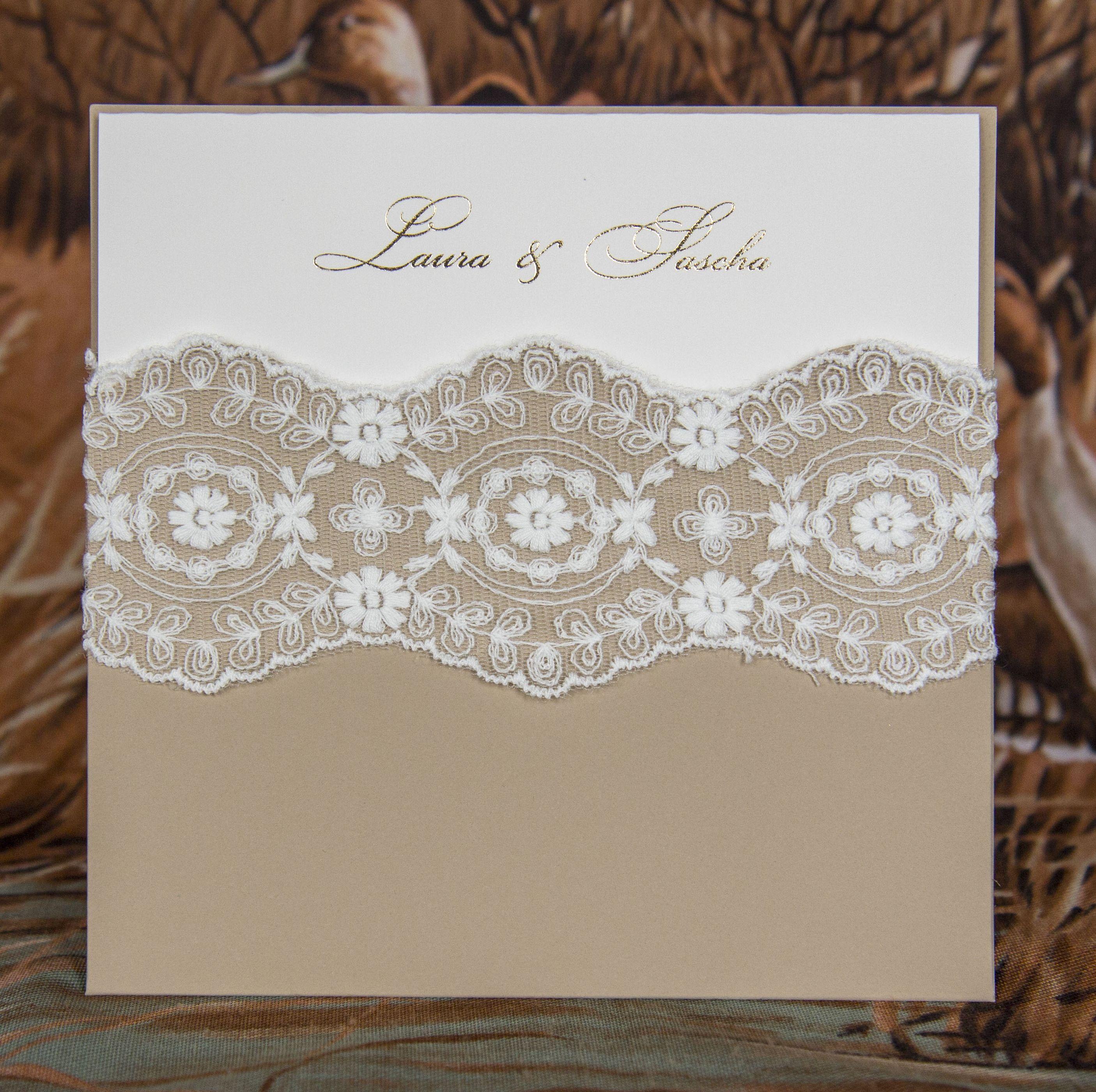 Exklusive Hochzeitskarten Online Kaufen Der Moment Handgemachte