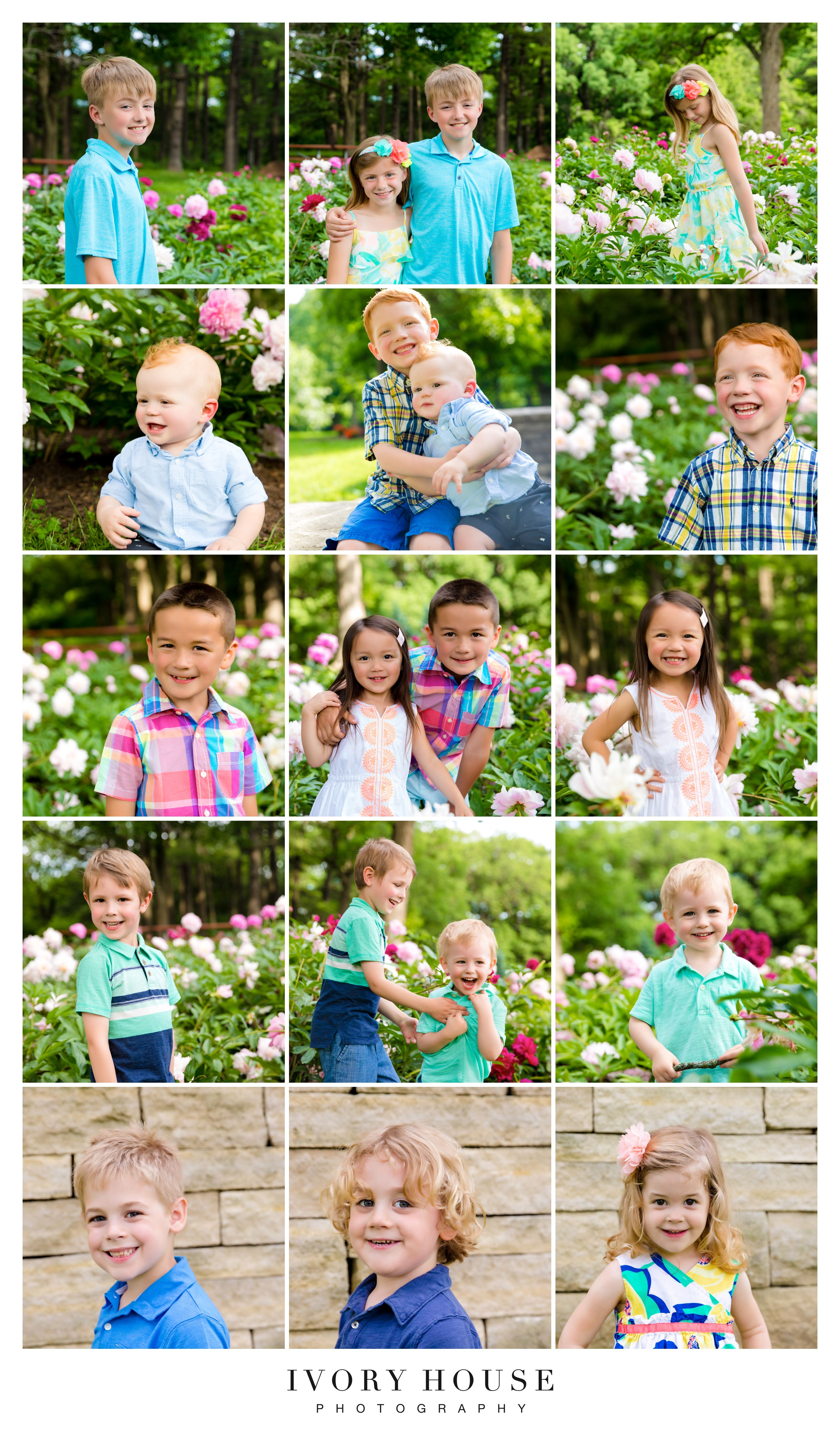 Family photos with ivory house photography capture your