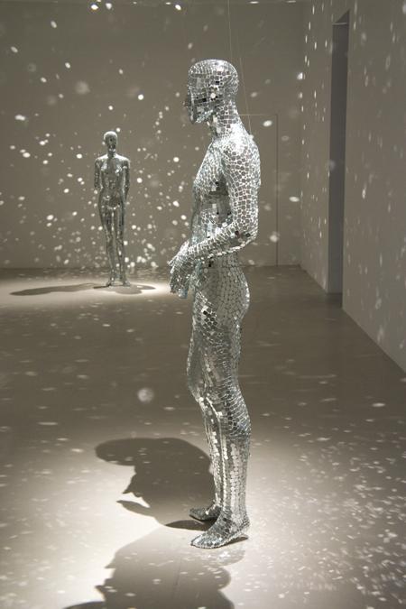 Lilibeth Cuenca Rasmussen_Installation view Christian Larsen Gallery