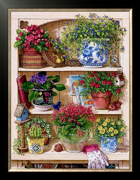 Please read the entire page carefully before you buy!    Premium counted cross stitch chart (floss and fabric not included).  Stitches: 300w x 400h
