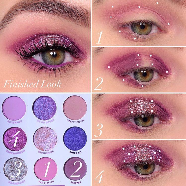 colourpopcosmetics It's My Pleasure Eyeshadow Palette