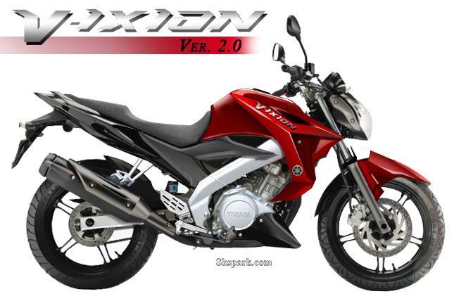 Yamaha Has Now Unveiled Its New Yamaha Vixion V2 0 In India 2013